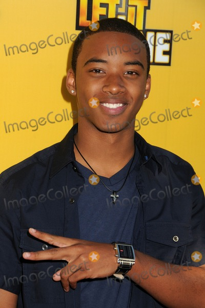 Algee Smith Photo - 5 June 2012 - West Hollywood California - Algee Smith Let It Shine Los Angeles Premiere held at the Directors Guild of America Photo Credit Byron PurvisAdMedia