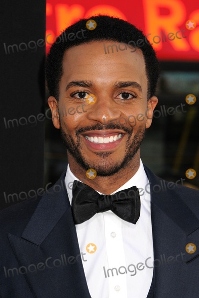 Andre Holland Photo - 9 April 2013 - Hollywood California - Andre Holland 42 Los Angeles Premiere held at the TCL Chinese Theatre Photo Credit Byron PurvisAdMedia
