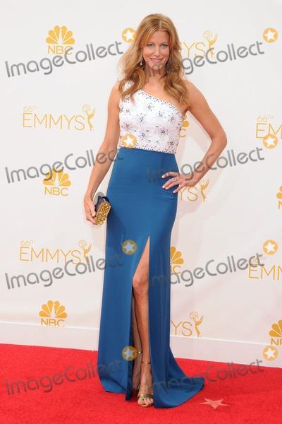 Anna Gunn Photo - 25 August 2014 - Los Angeles California - Anna Gunn 66th Annual Primetime Emmy Awards - Arrivals held at Nokia Theatre LA Live Photo Credit Byron PurvisAdMedia