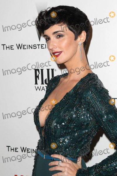 Paz Vega Photo - 11 January 2015 - Beverly Hills California - Paz Vega The Weinstein Company and Netflix 2015 Golden Globes After Party celebrating the 72nd Annual Golden Globe Awards held at Robinsons May Lot Photo Credit Kevan BrooksAdMedia