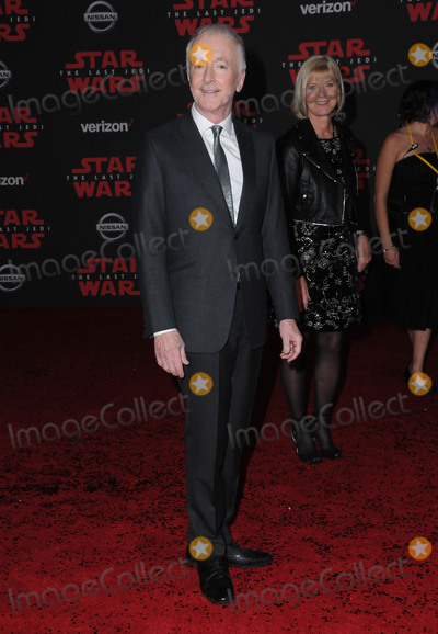 Anthony Daniels Photo - 09 December  2017 - Los Angeles California - Anthony Daniels Premiere Of Disney Pictures And Lucasfilms Star Wars The Last Jedi held at The Shrine Auditorium  in Los Angeles Photo Credit Birdie ThompsonAdMedia