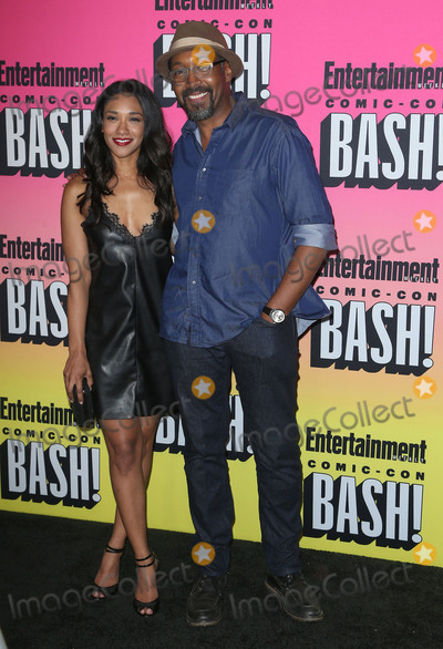 Jesse L Martin Photo - 23 July 2016 - San Diego California - Candice Patton Jesse L Martin Entertainment Weekly Hosts 2016 Annual Comic-Con Party held at the Float at Hard Rock Hotel Photo Credit AdMedia