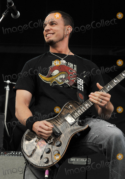 Alter Bridge Photo - 21 May 2011 - Columbus Ohio - Guitarist MARK TREMONTI of the band ALTER BRIDGE performs as part of the Rock On The Range festival held at Columbus Crew Stadium Photo Credit Jason L NelsonAdMedia