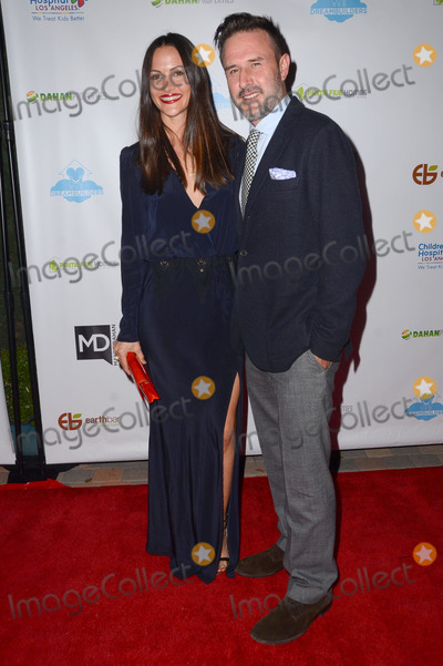 Audrey Hepburn Photo - 05 March 2015 - Hollywood California - Christina McLarty David Arquette Brighter Future for Children Gala by The Dream Builders Project to benefit Childrens Hospital Los Angeles Audrey Hepburn CARES Center held at Taglyan Cultural Center Photo Credit Birdie ThompsonAdMedia