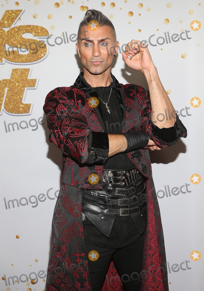 Aaron Crow Photo - 28 August 2018- Hollywood California - Aaron Crow Americas Got Talent Season 13 Live Show held at The Dolby Theatre Photo Credit Faye SadouAdMedia