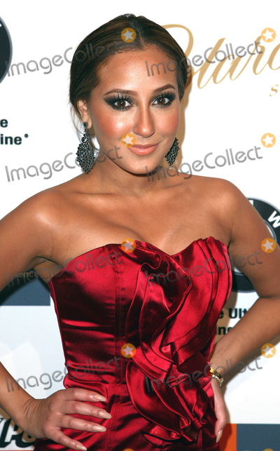 Adrienne Bailon Photo - 16 February 2011 - New York NY - Adrienne Bailon  Bebe Fall Collection MBFW Fall 2011 STYLE360 presented by Polaroid Eyewear at Metropolitan Pavilion on February 16 2011 in New York City Photo Paul ZimmermanAdMedia