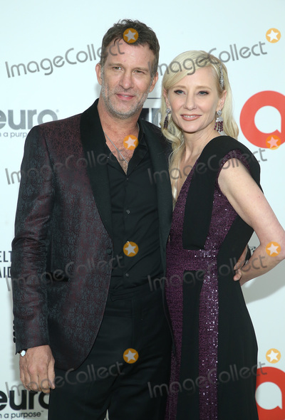 Ann Heche Photo - 09 February 2020 - West Hollywood California - Thomas Jane Anne Heche 28th Annual Elton John Academy Awards Viewing Party held at West Hollywood Park Photo Credit FSAdMedia