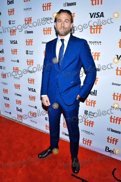 Wale Photo - 12 September 2019 - Toronto Ontario Canada - Charlie Hunnam 2019 Toronto International Film Festival - Jungleland Photo Call held at Princess of Wales Theatre Photo Credit Brent PerniacAdMedia