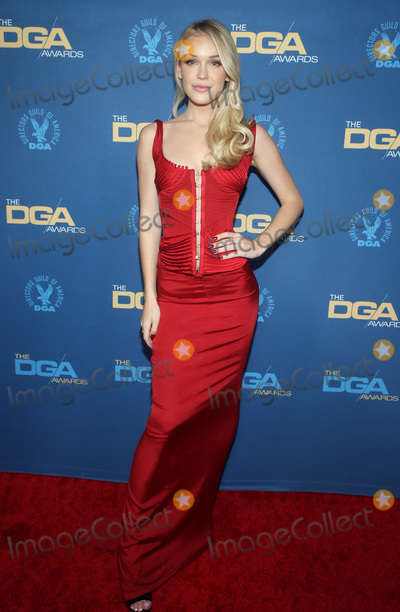 Anne Schroder Photo - 25 January 2020 - Los Angeles California - Faith Anne Schroder 72nd Annual Directors Guild Of America Awards (DGA Awards 2020) held at the The Ritz Carlton Photo Credit F SadouAdMedia
