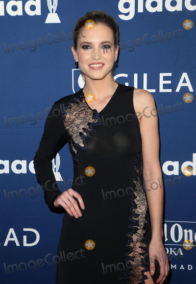 Ana Fernandez Photo - 13 April 2018 - Beverly Hills California - Ana Fernandez 29th Annual GLAAD Media Awards at The Beverly Hilton Hotel Photo Credit F SadouAdMedia