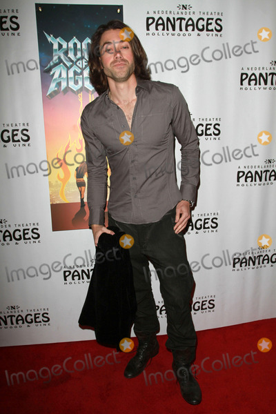 Ace Young Photo - 15 February 2011 - Hollywood California - Ace Young National Tour of LA Born Broadway Sensation ROCK OF AGES held At The Pantages Theatre Photo Kevan BrooksAdMedia
