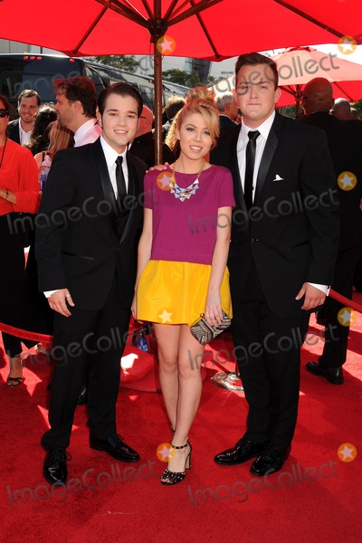 Noah Munck Photo - 15 September 2013 - Los Angeles California - Nathan Kress Jennette McCurdy Noah Munck 2013 Primetime Creative Arts Emmy Awards - Arrivals held at Nokia Theatre LA Live Photo Credit Byron PurvisAdMedia