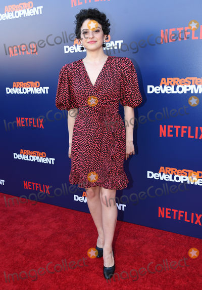 Arrested Development Photo - 17 May 2018 - Hollywood California - Alia Shawkat Netflixs Arrested Development Season 5 Premiere held at Netflix FYSee Theater Photo Credit Birdie ThompsonAdMedia