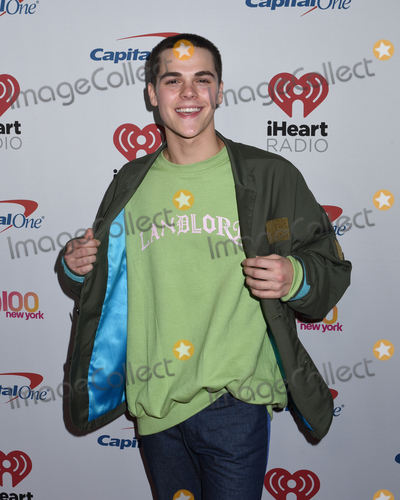 AJ Mitchell Photo - 13 December 2019 - New York New York - AJ Mitchell at iHeart Radio Z100s 2019 Jingle Ball at Madison Square Garden Photo Credit LJ FotosAdMedia
