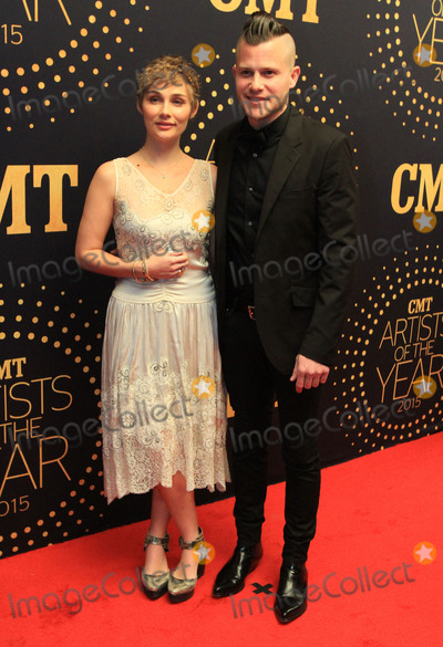 Clare Bowen Photo - 02 December 2015 - Nashville Tennessee - Clare Bowen 2015 CMT Artists of the Year held at Schermerhorn Symphony Center Photo Credit Bev MoserAdMedia