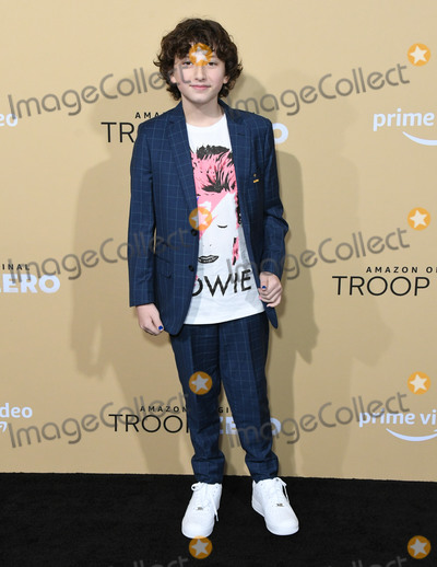 August Maturo Photo - 13 January 2020 - Los Angeles California - August Maturo Amazon Studios Troop Zero Premiere - Los Angeles  held at Pacific Theatres at The Grove Photo Credit Birdie ThompsonAdMedia