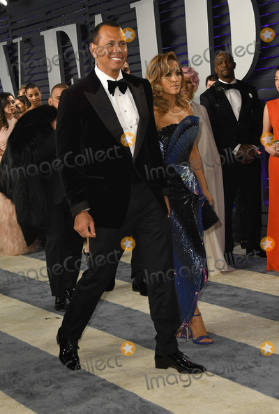 Alex Rodriguez Photo - 24 February 2019 - Los Angeles California - Alex Rodriguez Jennifer Lopez 2019 Vanity Fair Oscar Party following the 91st Academy Awards held at the Wallis Annenberg Center for the Performing Arts Photo Credit Birdie ThompsonAdMedia