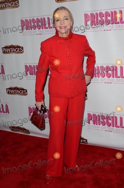 Ann Jeffreys Photo - 05 May 2013 - Hollywood California - Anne Jeffreys Tony Award-Winning Broadway Musical Priscilla Queen Of The Desert celebrates its LA Premiere at Pantages Theatre Photo Credit Tonya WiseAdMedia