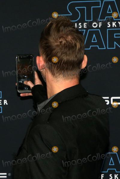 Dominic Monaghan Photo - 16 December 2019 - Hollywood California - Dominic Monaghan Premiere Of Disneys Star Wars The Rise Of Skywalker  held at El Capitan theatre Photo Credit FSAdMedia