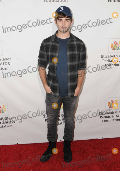 Jack Griffo Photo - 23 October 2016 - Culver City California Jack Griffo Elizabeth Glaser Pediatric Aids Foundation A Time For Heroes Family Festival held at Smashbox Studios Photo Credit Birdie ThompsonAdMedia