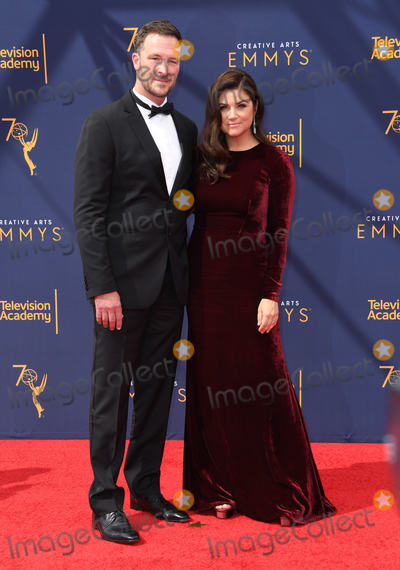 Brady Smith Photo - 08 September 2018 - Los Angeles California - Brady Smith Tiffani Thiessen 2018 Creative Arts Emmys Awards - Arrivals held at Microsoft Theater Photo Credit Birdie ThompsonAdMedia