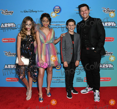 Ava Kolker Photo - 16 June 2019 - Studio City California - Ava Kolker Ruth Rigi Jackson Dollinger Ian Reed Kesler 2019 ARDYs A Radio Disney Music Music Celebration held at CBS Studios Photo Credit Birdie ThompsonAdMedia