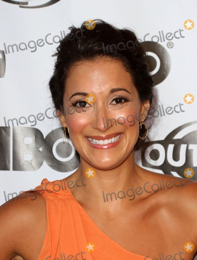 Angelique  Cabral Photo - 17 July 2011 - West Hollywood California - Angelique Cabral 2011 Outfest Film Festival Screening Of The Perfect Family Closing Night- Arrivals  Held At The DGA Theatre Photo Credit Kevan BrooksAdMedia