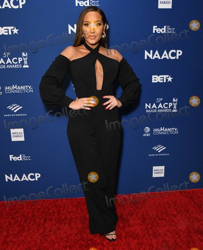 Ray Dolby Photo - 21 February 2020 - Hollywood California - Adrienne Bailon Adrienne Hougton 51st NAACP Image Awards - Non-Televised Awards Dinner  held at the Ray Dolby Ballroom Photo Credit Birdie ThompsonAdMedia