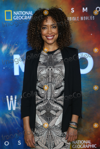 Gina Torres Photo - 26  February 2020 - Westwood California - Gina Torres National Geographics Cosmos Possible Worlds Los Angeles Premiere held at Royce Hall UCLA Photo Credit FSAdMedia