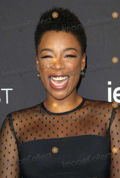 Samira Wiley Photo - 18 March 2018 - Hollywood California - object The Paley Center for Medias 35th Annual PaleyFest - Hulu The Handmaids Tale held at the Dolby Theatre Photo Credit F SadouAdMedia