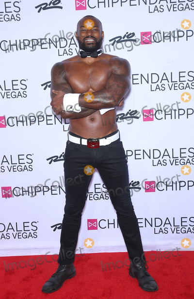 Tyson Beckford Photo - 29 September 2018 - Las Vegas NV -  Tyson Beckford TYSON BECKFORD returns to CHIPPENDALES at the Rio Photo Credit MJTAdMedia