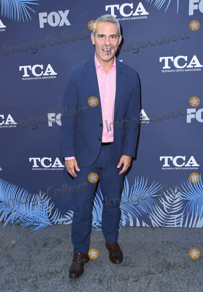 Andy Cohen Photo - 02 August 2018 - West Hollywood California - Andy Cohen 2018 FOX Summer TCA held at Soho House Photo Credit Birdie ThompsonAdMedia