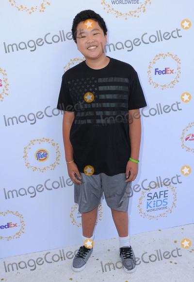 Hudson Yang Photo - 23 April 2017 - Culver City California - Hudson Yang 2017 Safe Kids Day held at Smashbox Studios in Culver City Photo Credit Birdie ThompsonAdMedia