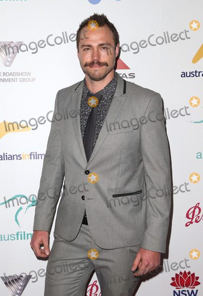 Andrew Steele Photo - 18 October 2017 - Hollywood California - Andrew Steel 6th Annual Australians in Film Awards held at NeueHouse Hollywood Photo Credit F SadouAdMedia