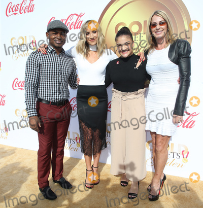 John Orozco Photo - 06 January 2018 - West Hollywood California - John Orozco Nastia Liukin Laurie Hernandez Nadia Comaneci 5th Anniversary Gold Meets Golden event held at The House on Sunset 2018 Gold Meet Golden is a Hollywood Send-Off to the athletes competing in the upcoming PyeongChang Winter Games with a special focus on Empowering Women in Hollywood  Sport Photo Credit F SadouAdMedia