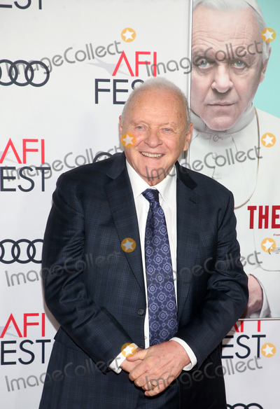 Audy Photo - 18 November 2019 - Hollywood California - Anthony Hopkins AFI FEST 2019 Presented By Audi  The Two Popes Premiere held at TCL Chinese Theatre Photo Credit FSAdMedia