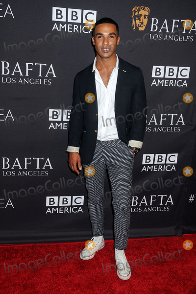Lucien Laviscount Photo - 19 September 2015 - Los Angeles California - Lucien Laviscount 2015 BAFTA Los Angeles TV Tea Party held at the SLS Hotel Photo Credit Byron PurvisAdMedia