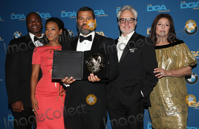 Catherine Keener Photo - 03 February 2018 - Beverly Hills California - Marcus Henderson Betty Gabriel Jordan Peele Bradley Whitford and Catherine Keener 70th Annual Directors Guild Of America Awards held at the Beverly Hilton Photo Credit F SadouAdMedia