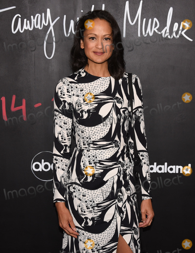 Anne Marie Photo - 08 February 2020 - Hollywood California - Anne-Marie Johnson How to Get Away with Murder Series Finale at Yamashiro Photo Credit Billy BennightAdMedia