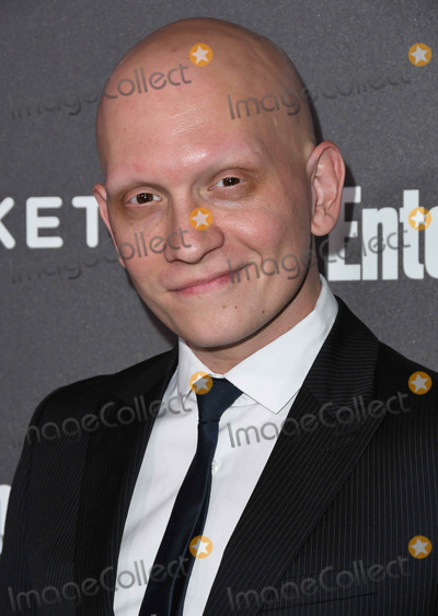 Anthony Carrigan Photo - 26 January 2019 - Los Angeles California - Anthony Carrigan 2018 Entertainment Weeklys Pre-SAG Awards Celebration held at Chateau Marmont Photo Credit Birdie ThompsonAdMedia