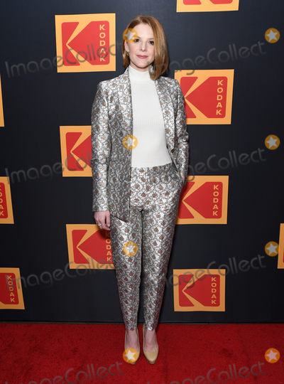 Ashley Bell Photo - 12 February 2019 - Los Angeles California - Ashley Bell 3rd Annual Kodak Film Awards held at the Hudson Loft Photo Credit Birdie ThompsonAdMedia