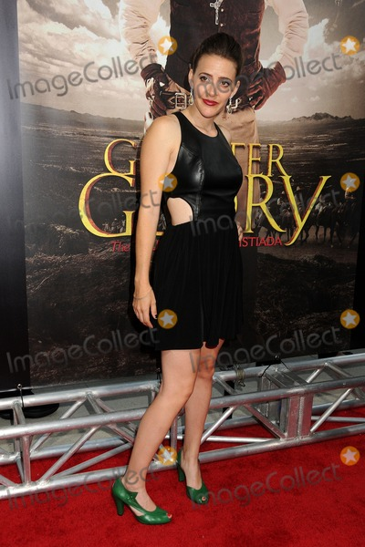 Abby Miller Photo - 31 May 2012 - Beverly Hills California - Abby Miller For Greater Glory Los Angeles Premiere held at the AMPAS Samuel Goldwyn Theater Photo Credit Byron PurvisAdMedia