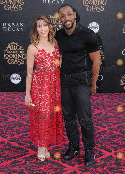 Alison Holker Photo - 24 May 2016 - Hollywood California - Alison Holker Stephen Twich Boss Arrivals for the Premiere Of Disneys Alice Through The Looking Glass held at El Capitan Theater Photo Credit Birdie ThompsonAdMedia