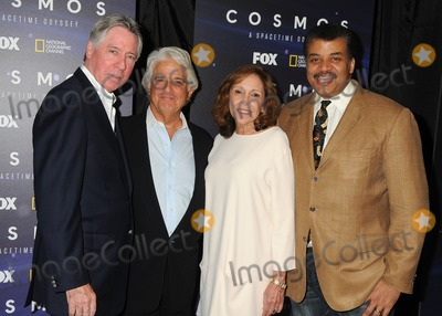 Alan Silvestri Photo - 3 August 2014 - Beverly Hills California - Alan Silvestri Mitchell Cannold Ann Druyan Neil DeGrasse Tyson Cosmos A Spacetime Odyssey Screening and QA Panel held at The Paley Center For Media Photo Credit Byron PurvisAdMedia