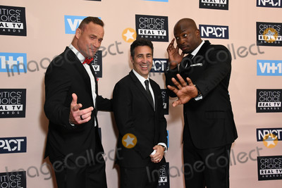 Arthur Smith Photo - 02 June 2019 - Beverly Hills California - Matt Iseman Arthur Smith Akbar Gbajabiamila 2019 Critics Choice Real TV Awards held at Beverly Hilton Hotel Photo Credit Birdie ThompsonAdMedia