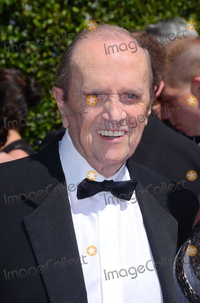 Bob Newhart Photo - 16 August 2014 - Los Angeles California - Bob Newhart Arrivals for the 2014 Creative Arts Emmy Awards held at Nokia Theater LA LIVE in Los Angeles Ca Photo Credit Birdie ThompsonAdMedia