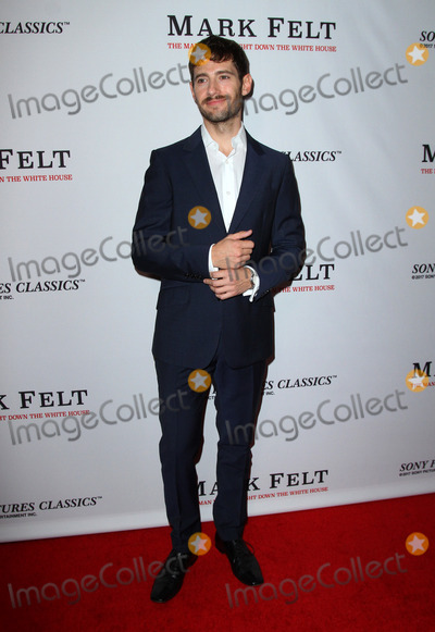 Julian Morris Photo - 26 September 2017 - Beverly Hills California - Julian Morris Mark Felt The Man Who Brought Down The White House Los Angeles Premiere held at the Writers Guild Theatre Photo Credit AdMedia