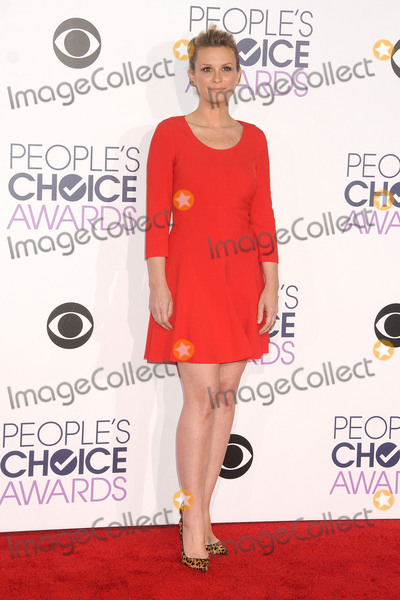 Bonnie Somerville Photo - 6 January 2016 - Los Angeles California - Bonnie Somerville Peoples Choice Awards 2016 - Arrivals held at The Microsoft Theater Photo Credit Byron PurvisAdMedia