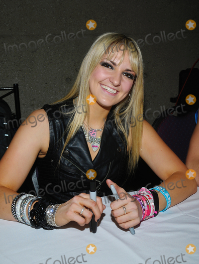 Rydell Lynch Photo - 06 May 2013 - Hamilton Ontario Canada  Rydel Lynch of pop band R5 at fan meet and greet during the R5 Loud Tour held at Molson Canadian Studio at Hamilton Place Photo Credit Brent PerniacAdMedia