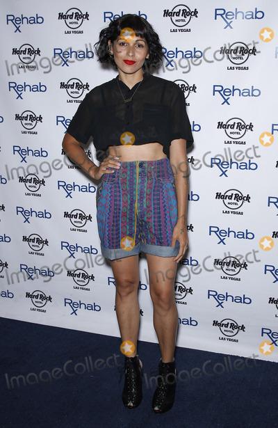 Nina Sky Photo - 19 July 2015 - Las Vegas NV -  Natalie Albino  Nina Sky at REHAB at the Hard Rock Hotel and CasinoPhoto Credit mjtAdMedia
